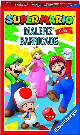 Ravensburger 20529 Super Mario Malefiz - Juego de Mesa [Importado de Alemania]: Schöppner, Werner: Amazon.es: Juguetes y juegos