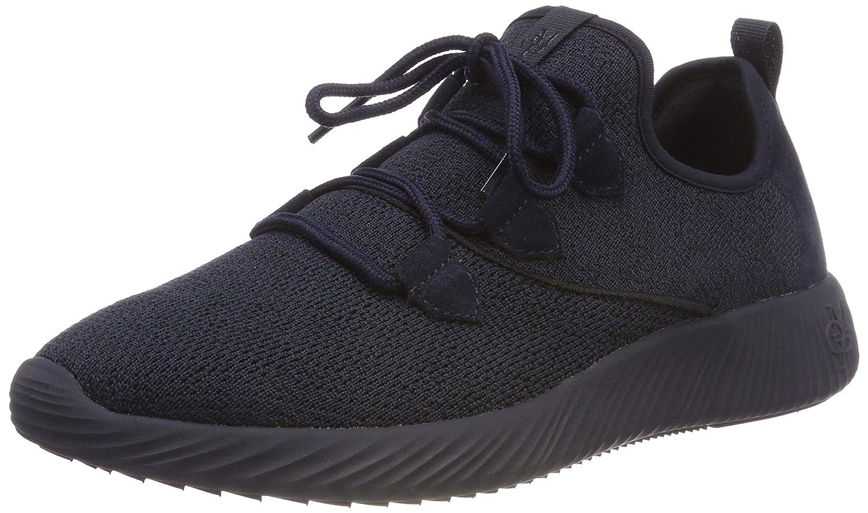 Marc O'Polo Sneaker, Zapatillas para Hombre 40 EU|Blau (Navy 890)