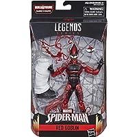 Marvel Figura Red Goblin Spider-Man Legends, 6 Pulgadas