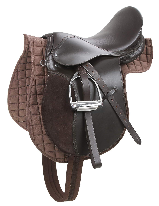 週間売れ筋 Kerbl 32198 Haflinger Saddle Brown Set - B004VMAWS8 Saddle Brown B004VMAWS8 Parent, クローズCROWS-WHITEorBLACK-:ef789b41 --- berkultura.ru