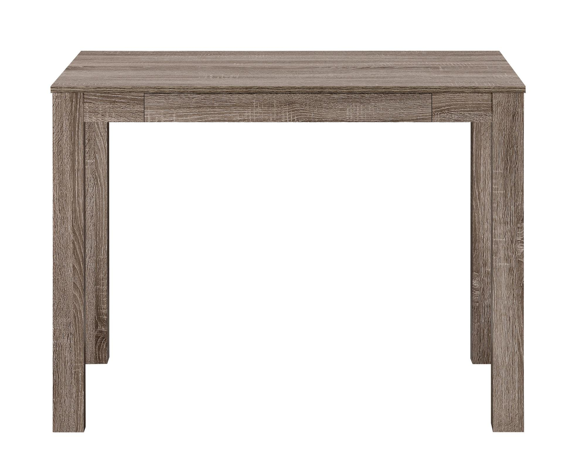 Ameriwood Home Delilah Parsons Desk with Drawer, Sonoma Oak by Ameriwood Home