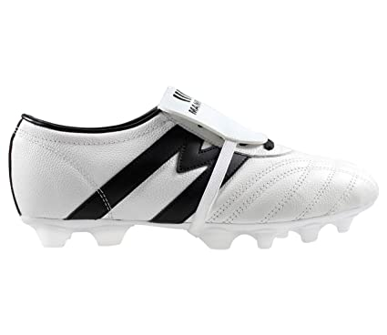 9ff12a0c075 Amazon.com   Manriquez Soccer Cleats MID SX Authentic Leather ...