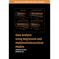 Data Analysis Using Regression and Multilevel/Hierarchical Models (Analytical Methods for Social Research) (English Edition)