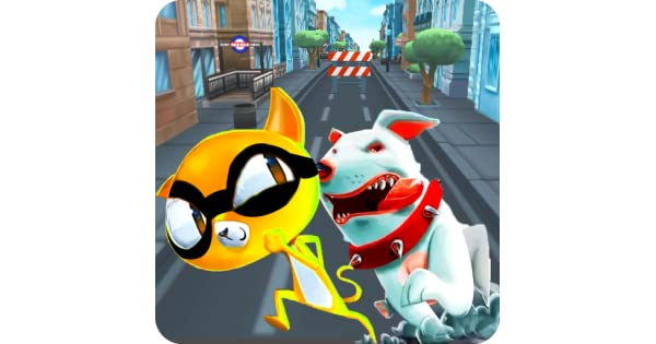 Ninja Cat Game - Cute Pet Subway Surf Cat Rush Online ...