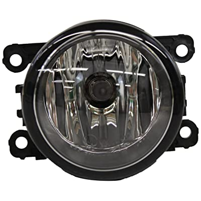 Genuine Ford 4F9Z-15200-AA Fog Lamp Assembly, Front: Automotive