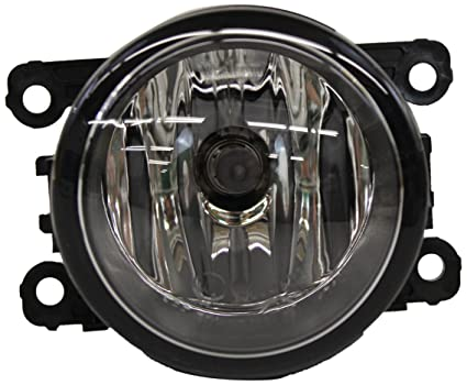 amazon com genuine ford 4f9z 15200 aa fog lamp assembly, front