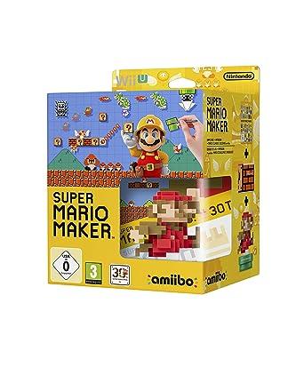 Super Mario Maker Bundle (Nintendo Wii U): Amazon co uk: PC