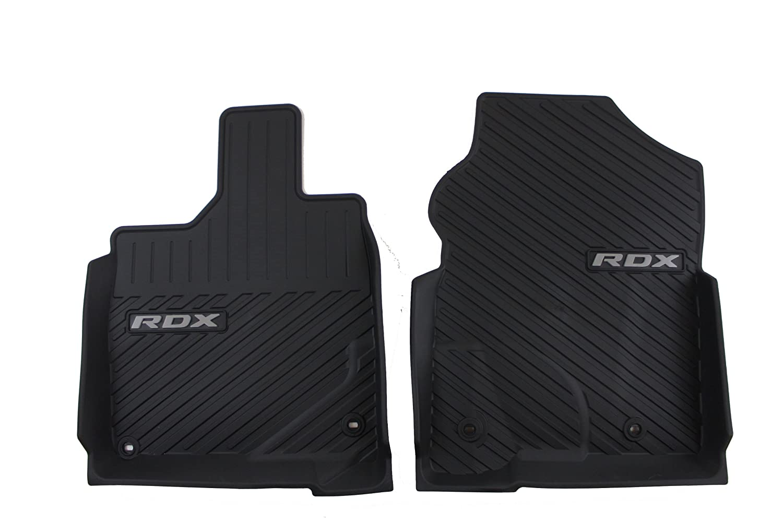 Rubber floor mats acura rdx - Amazon Com Genuine Acura Accessories 08p13 Tx4 210 All Season Floor Mat Automotive