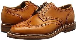 [オークストリートブーツメーカー] OAK STREET BOOTMAKERS ブーツ Wingtip OS042006 Bourbon(Bourbon/8.5)