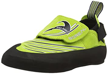 a65eb6257ad29 Boreal Ninja Junior - Chaussures d escalade Enfant - Vert Modèle 27-28 2016