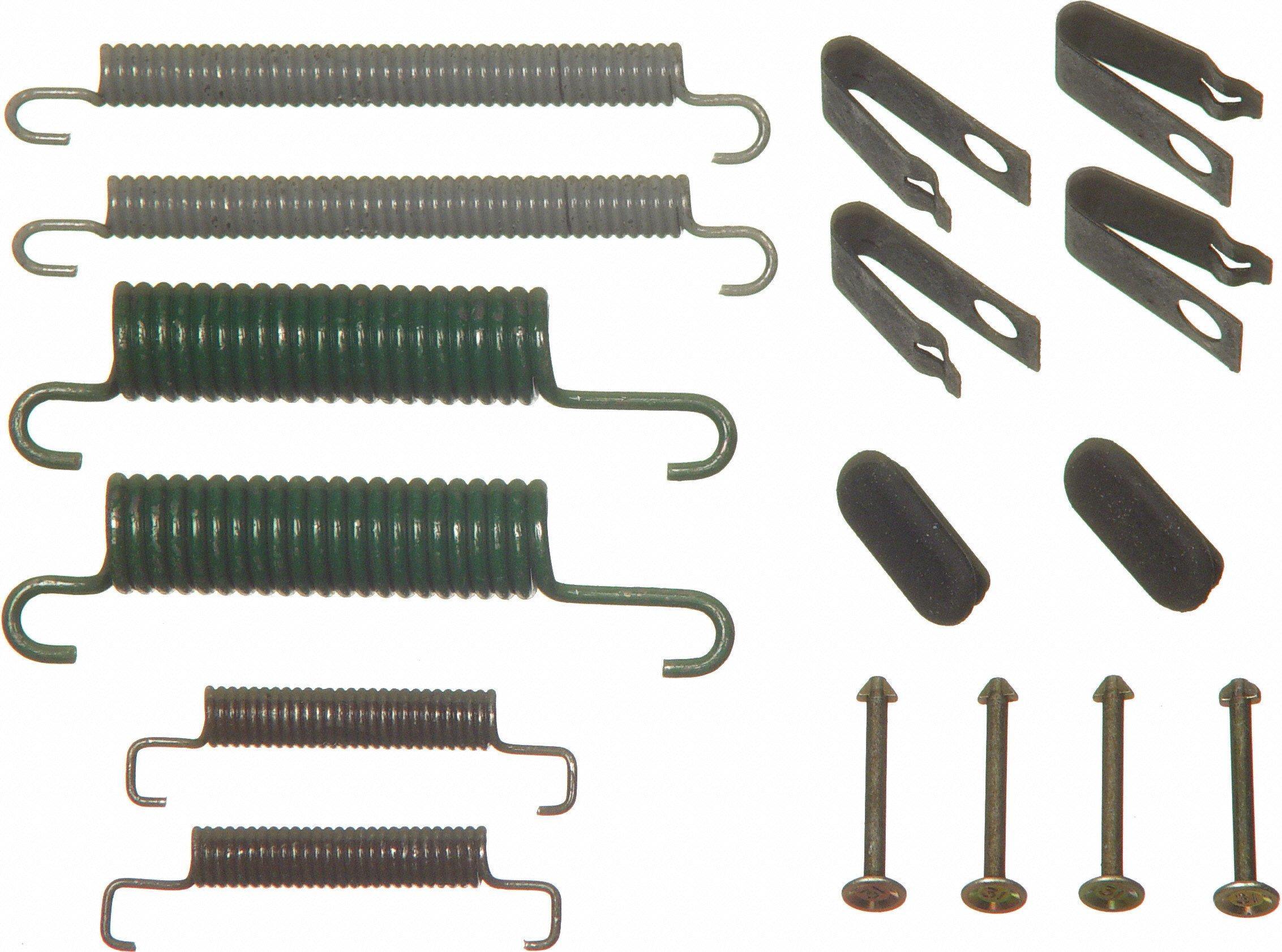 Wagner H7226 Parking Brake Hardware Kit, Rear