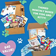 RescueBox Subscription - Monthly Premium Toys, Treats, Accessories For Your Pet: Small Dog (<20lbs)
