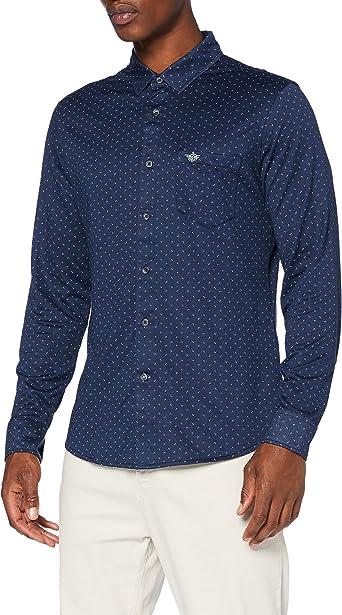 Dockers Camisa Casual para Hombre
