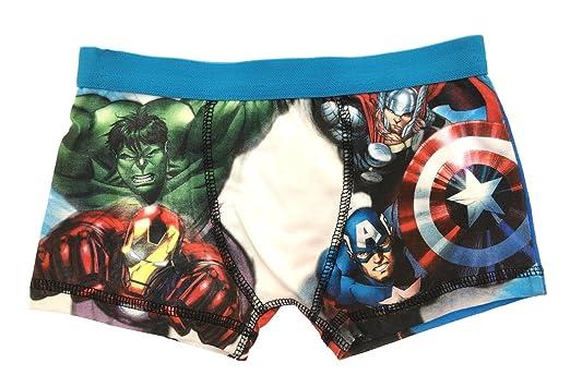 Kids Boys Character Boxer Shorts Underwear Boxers Size UK 2-10 ...