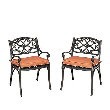 Amazon.com: Home styles 5555 – 802 C Biscayne Patio Par de ...