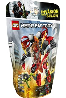 Amazoncom Lego Hero Factory Evo 20 2067 Toys Games