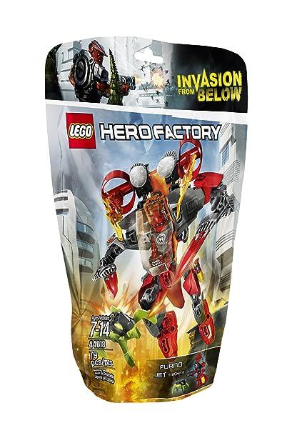 Amazon Lego Hero Factory 44018 Furno Jet Machine Toys Games