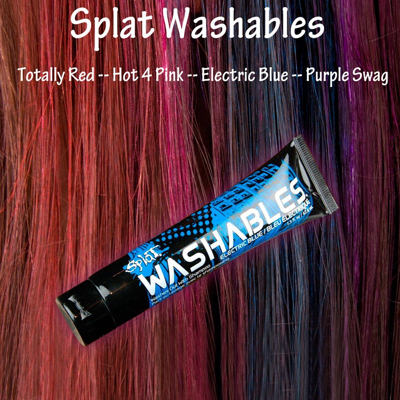 Amazon Splat Rebellious Semi Permanent Fantasy Complete Hair