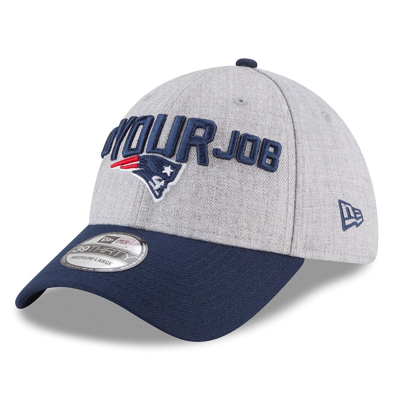 New Era NFL New England Patriots Baseball Hat Cap 3930 NFL Draft 11595897