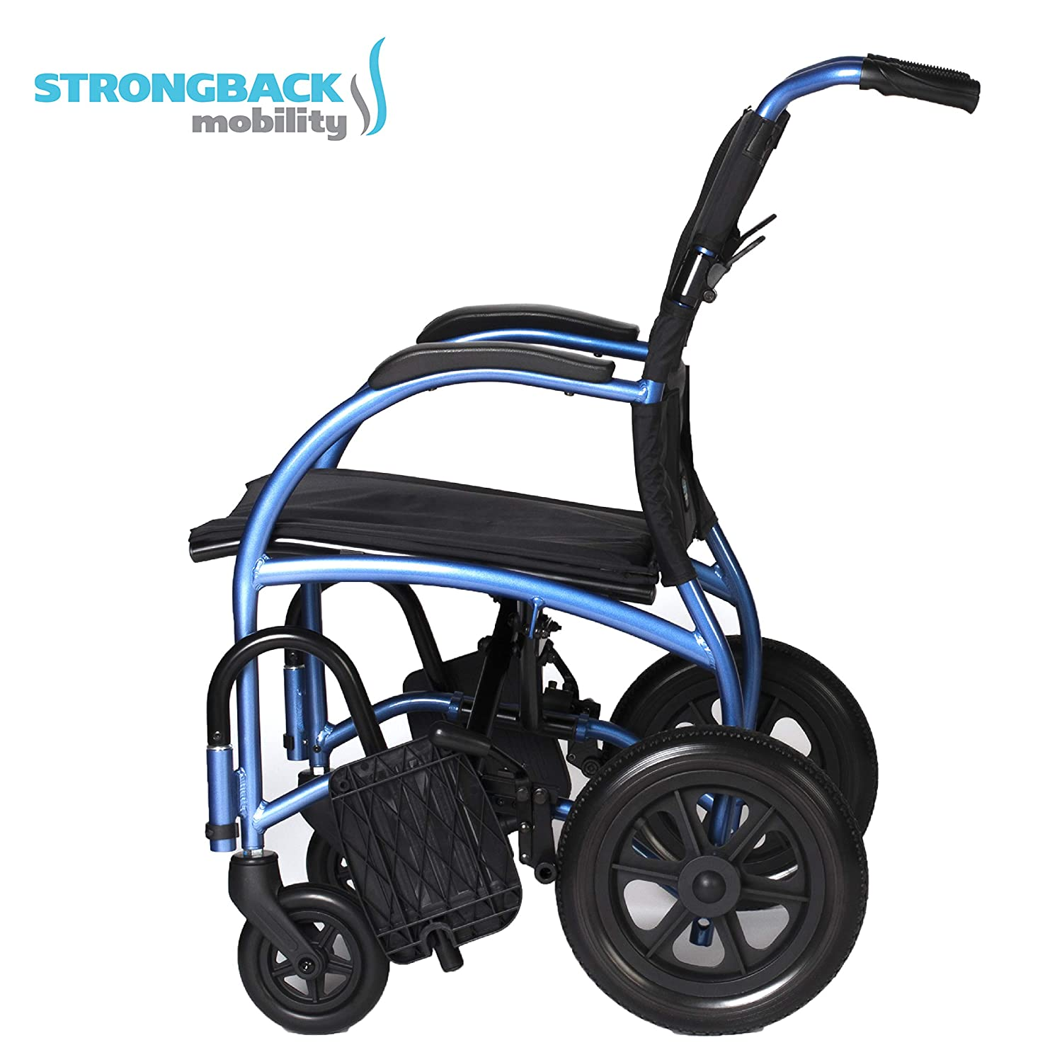 B01NAV0DQU Strongback Mobility Excursion 12 Wheelchair 81G3ILme4AL