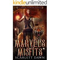 Marvels and Misfits (Trixie Towers Book 1)