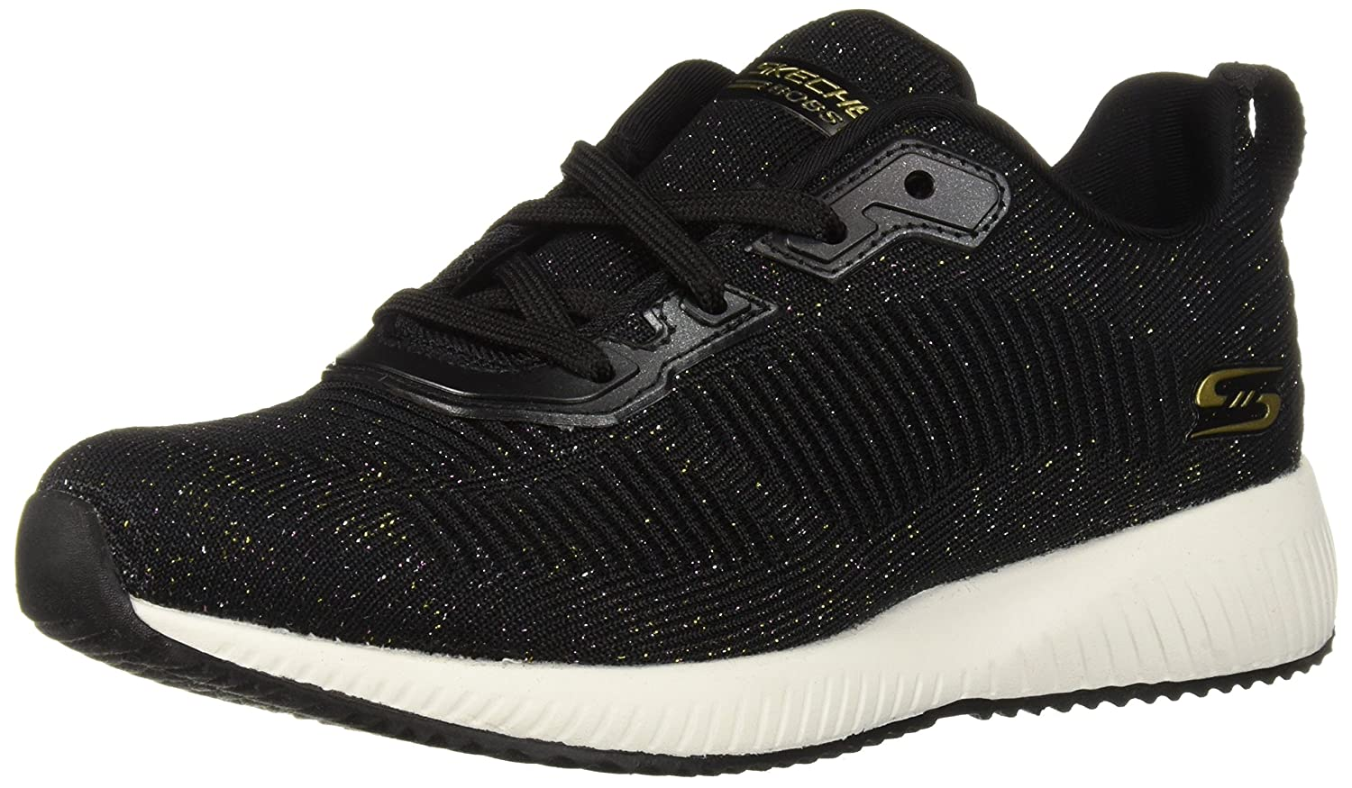 Skechers Women''s Bobs Squad-Total Glam Fitness Shoes 32502