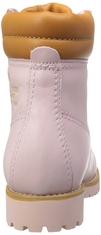 Panama Jack Panama 03  Damen Kalt Stiefeletten gefüttert Classics Kurzschaft Stiefel & Stiefeletten Kalt Rosa 56146f