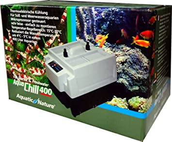 Aquatic Nature Aqua Chill kühlaggregat 400 para mar agua y acuarios ...