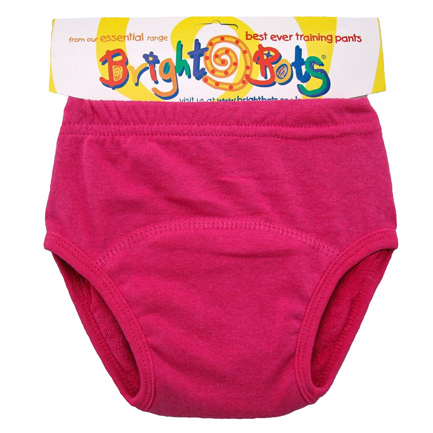 Bright Bots Washable Potty Training Pants - Purple Small (12-18 months) 2AAETRA1-PS