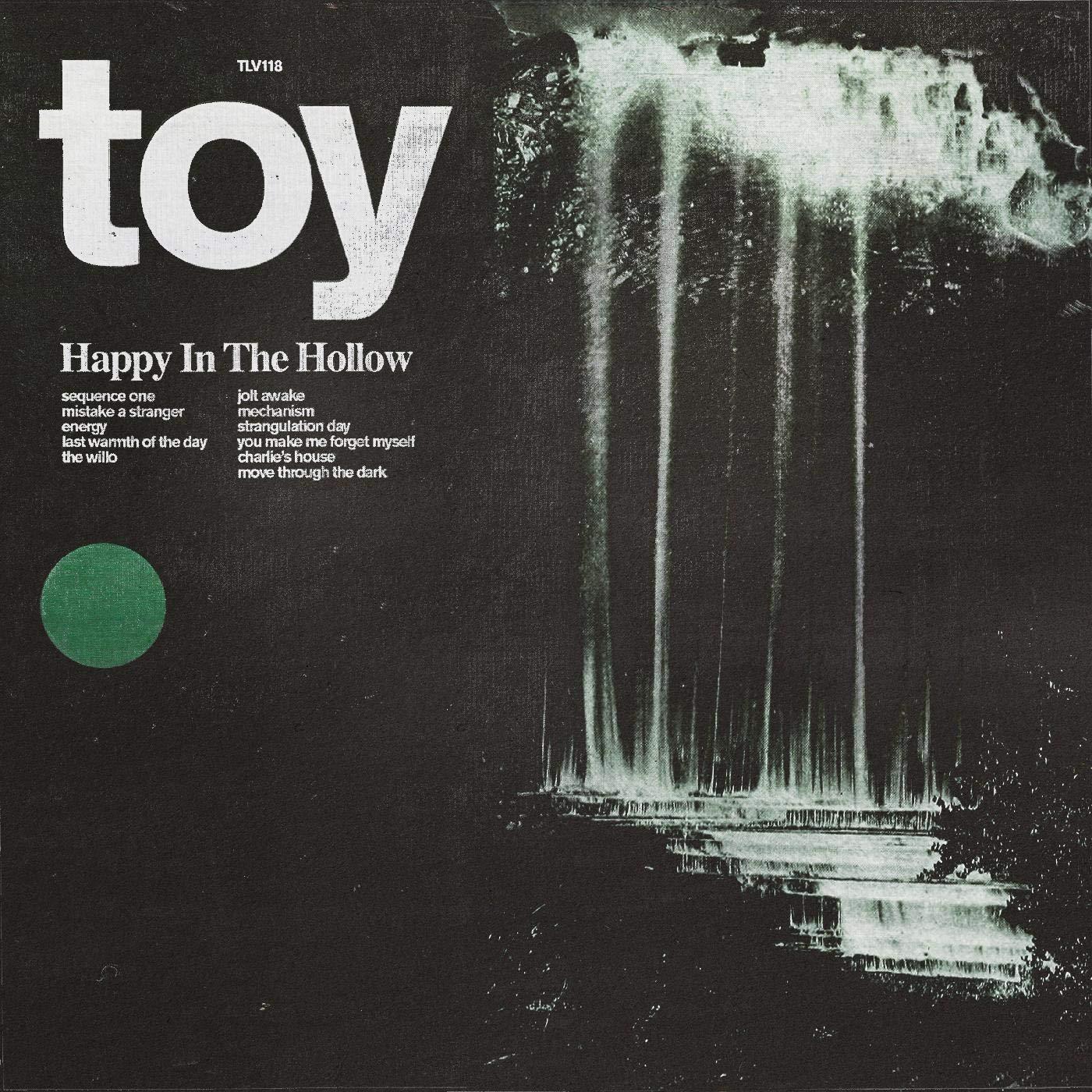 Vinilo : Toy - Happy In The Hollow (LP Vinyl)
