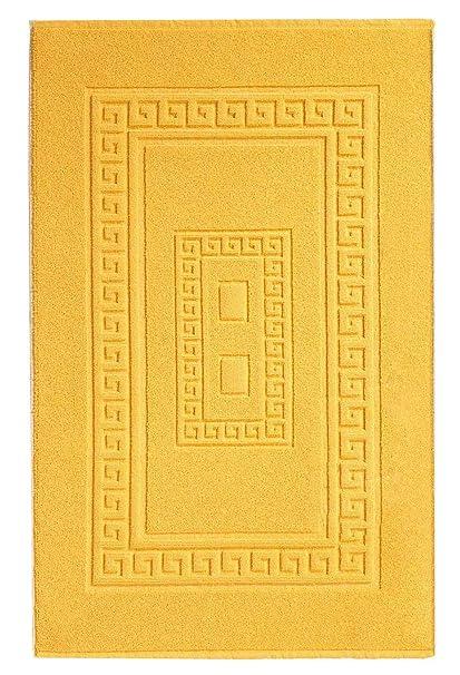 CASA TESSILE Torino tappeto bagno scendidoccia in spugna 45X60 cm ...
