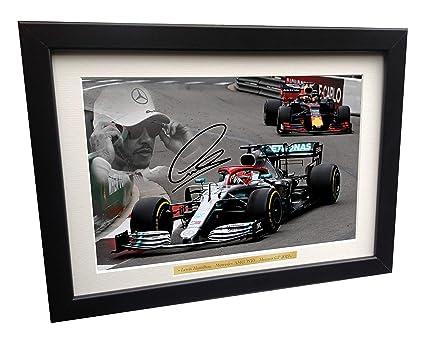 Kitbags & Lockers Lewis Hamilton Mercedes AMG W10 Monaco