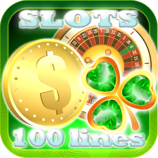 (Shamrock Rich Slots Free for Kindle Fire HD 2015 New Slot Machine Game Free Multiple Reels Payline Bonus 100 Line Fortune for Kindle Tablets Mobile Phones)
