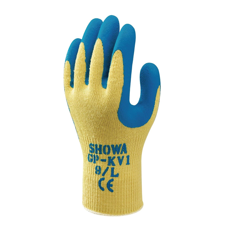 Showa Kevlar Grip Gloves KV1 size 8 GP-KV1M