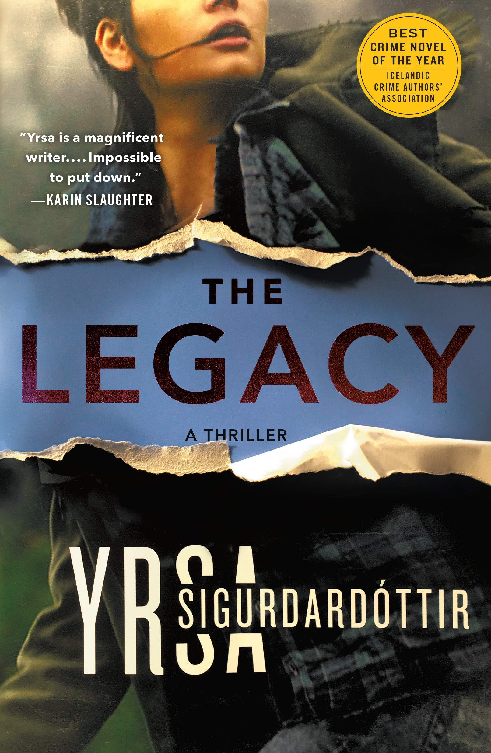 The Legacy: A Thriller (Children's House): Amazon co uk