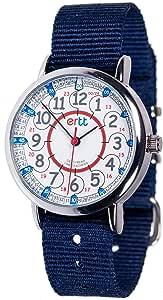 EasyRead Time Teacher Learn The Time Boys Watch Navy Blue #ERW-RB-24-NB