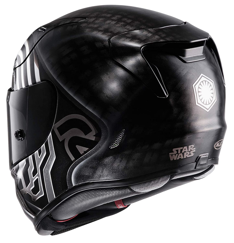 HJC Helmets 1662-755 Black//Silver X-Large RPHA-11 Pro Kylo Ren Helmet