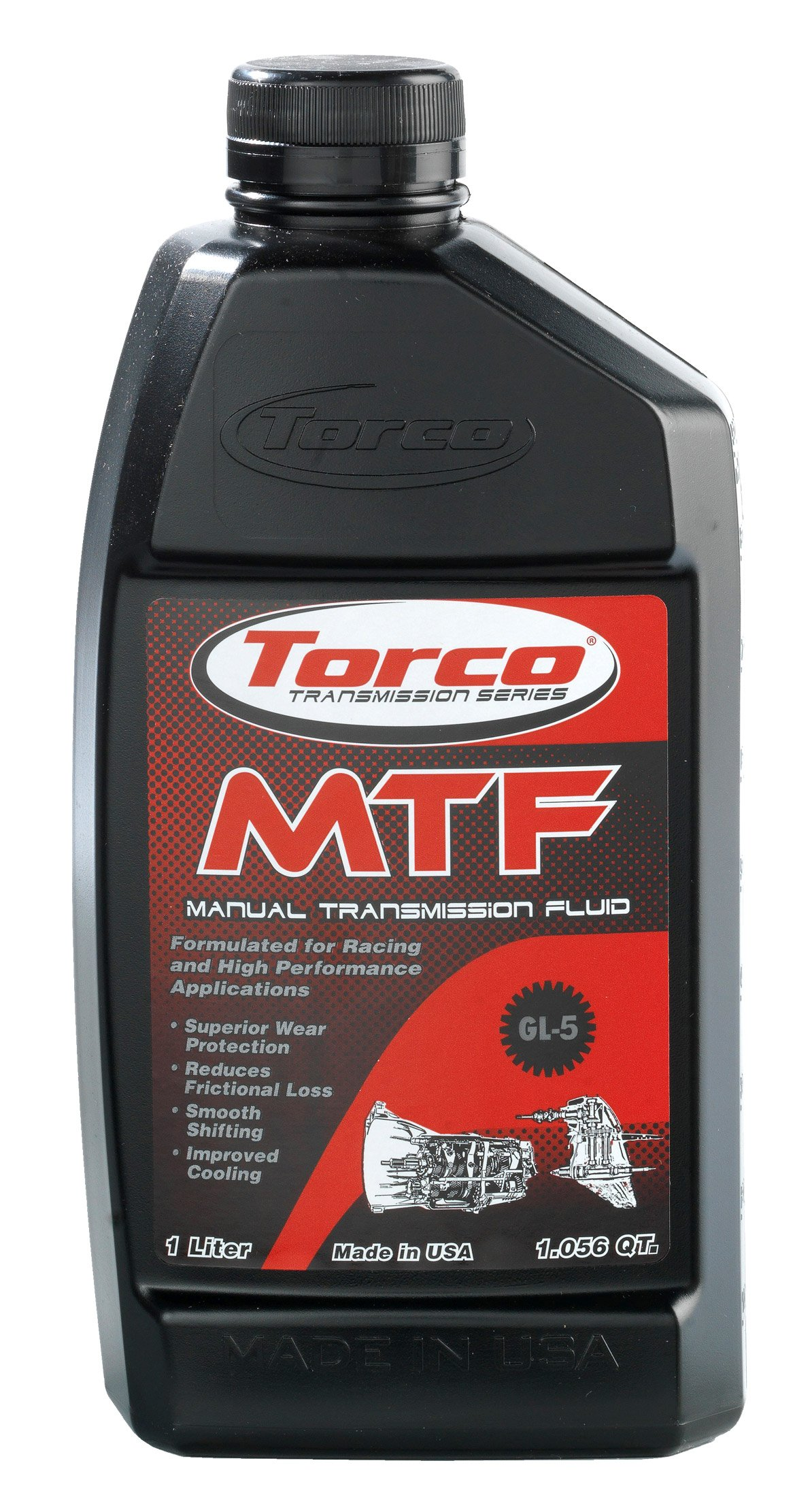 Torco A200022CE MTF Manual Transmission Fluid