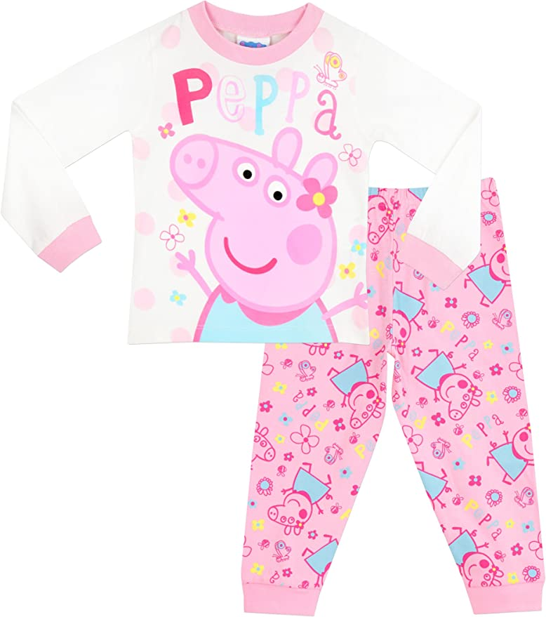 Peppa Pig - Pijama para niñas: Amazon.es: Ropa y accesorios