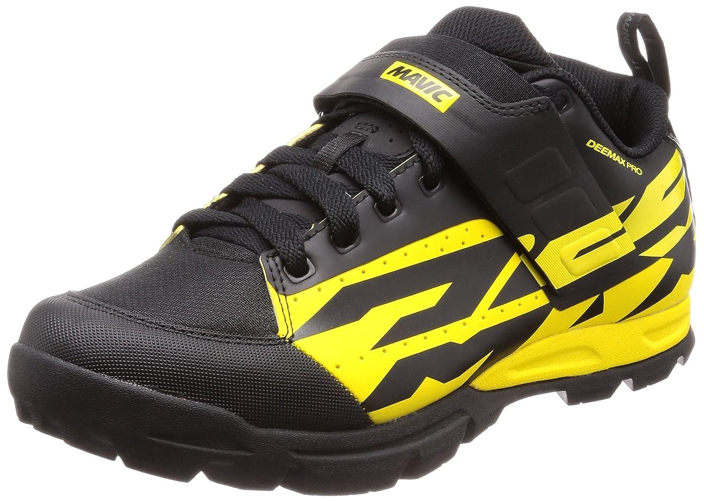 Mavic Deemax Pro MTB Fahrrad Schuhe gelb schwarz 2019    Größe  44 947968