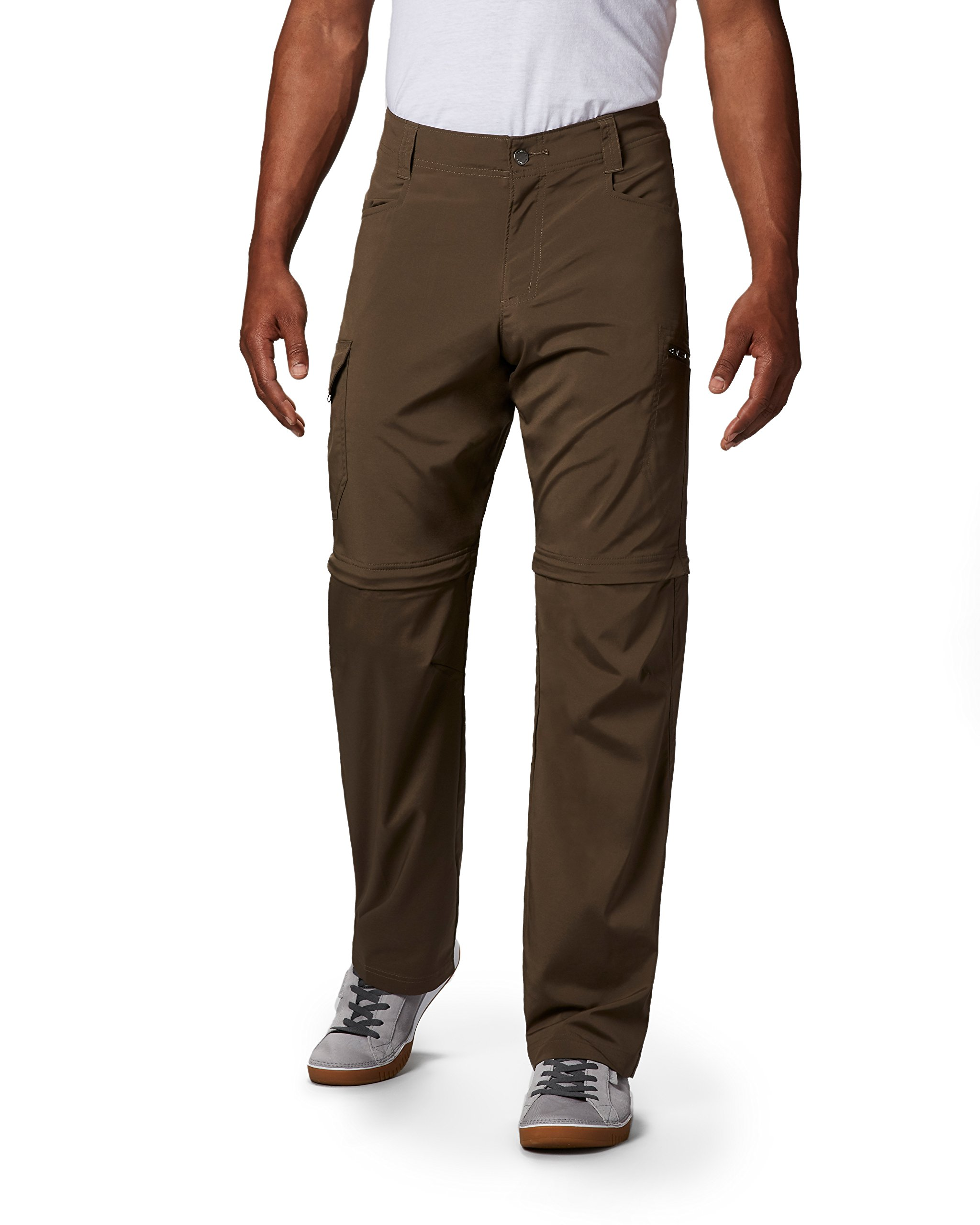 Columbia Men's Silver Ridge Stretch Convertible Pants, 30'' x 30'', Major