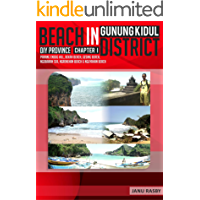 BEACH in GUNUNGKIDUL DISTRICT, DIY PROVINCE, INDONESIA (Parangendog Hill & Beach, Bekah Sea, Gesing Beach, Nguyahan Beach, Ngobaran Beach, Ngrenehan Beach Book 1)