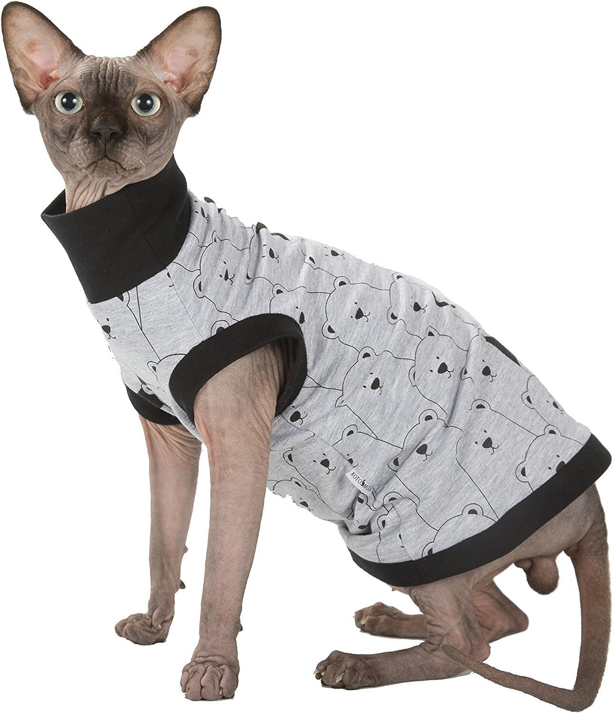 L Kotomoda Cats T-Shirt Pandas