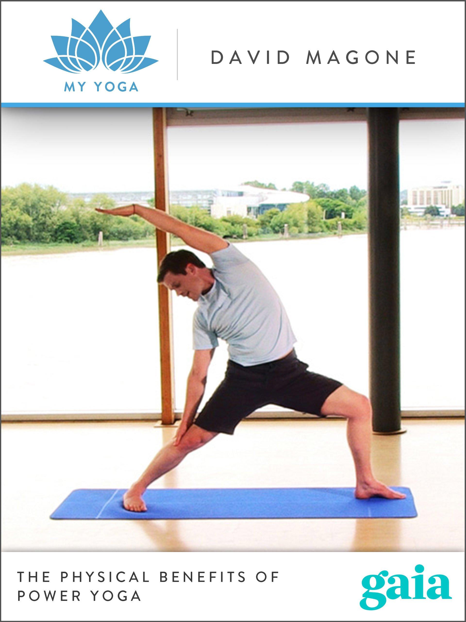 Amazon.com: The Physical Benefits of Power Yoga: Christine ...