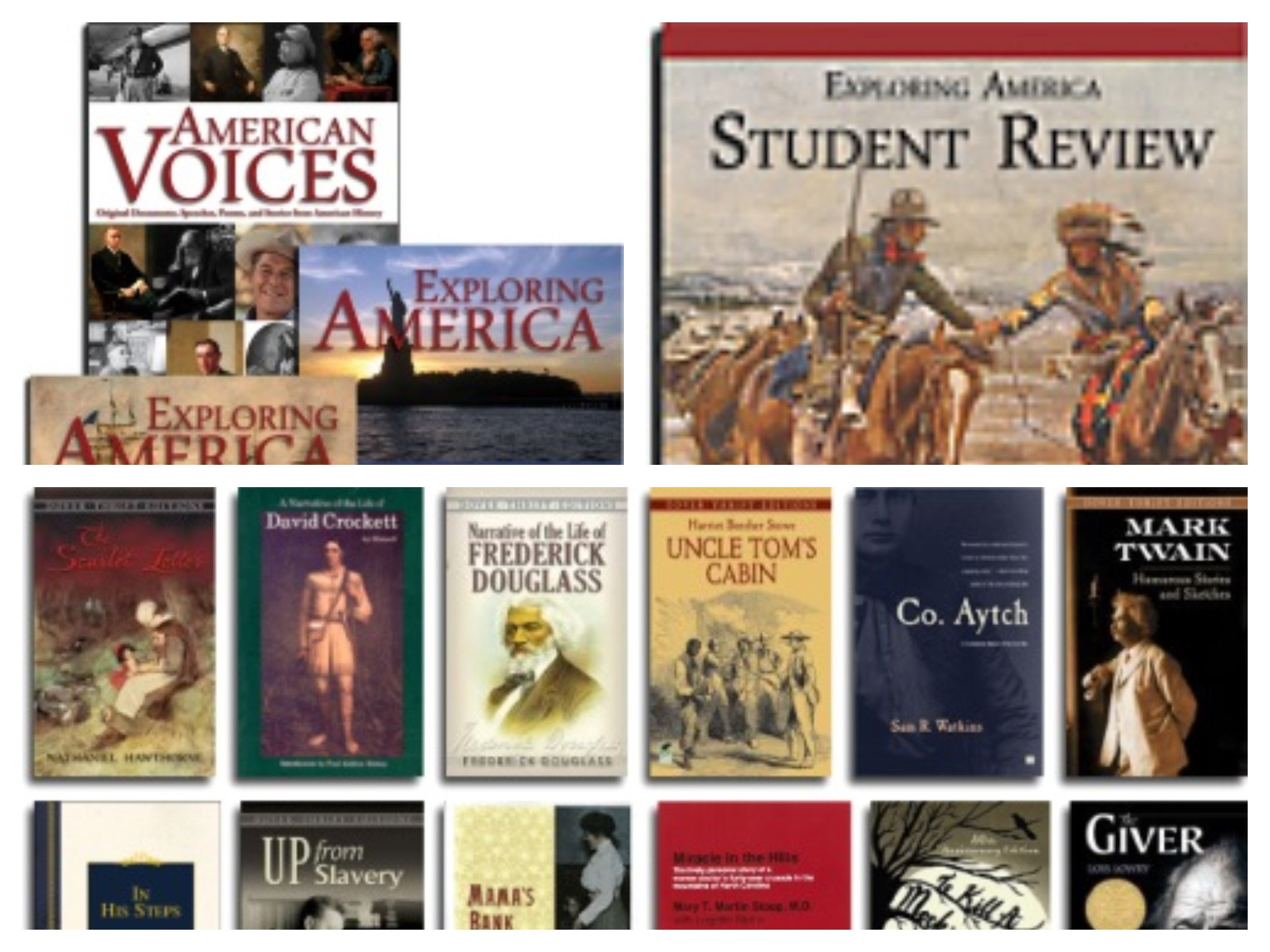 american literature review games