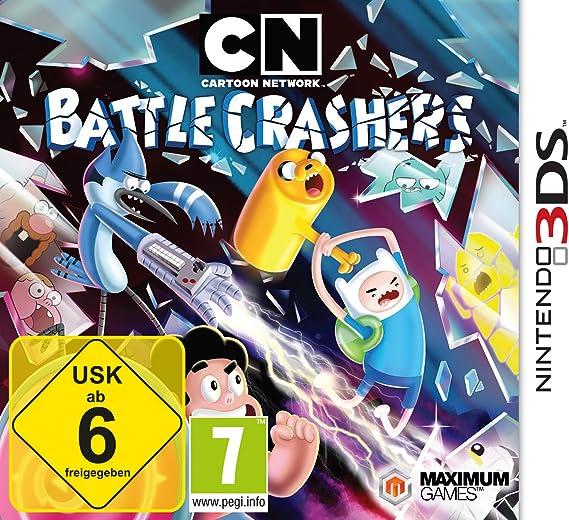 Cartoon Network - Battle Crashers [Importación Alemana]: Amazon.es: Videojuegos