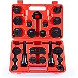 Orion Motor Tech Disc Brake Pad and Caliper Service Tool Kit | Professional Disc Brake Caliper Compression Tool Kit | Univers