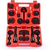Orion Motor Tech Disc Brake Pad and Caliper Service Tool Kit | Professional Disc Brake Caliper Compression Tool Kit…