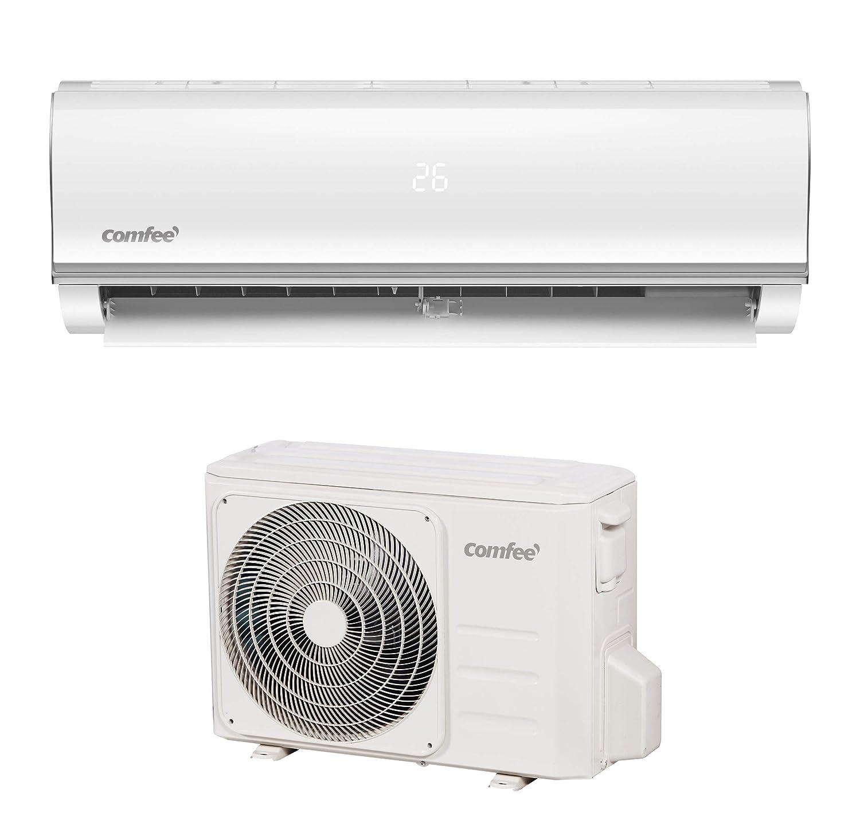 Gut gemocht Comfee Set MSAF5-09HRDN8-QE R32 Split Klimagerät, 1580 W, 230 V MO96