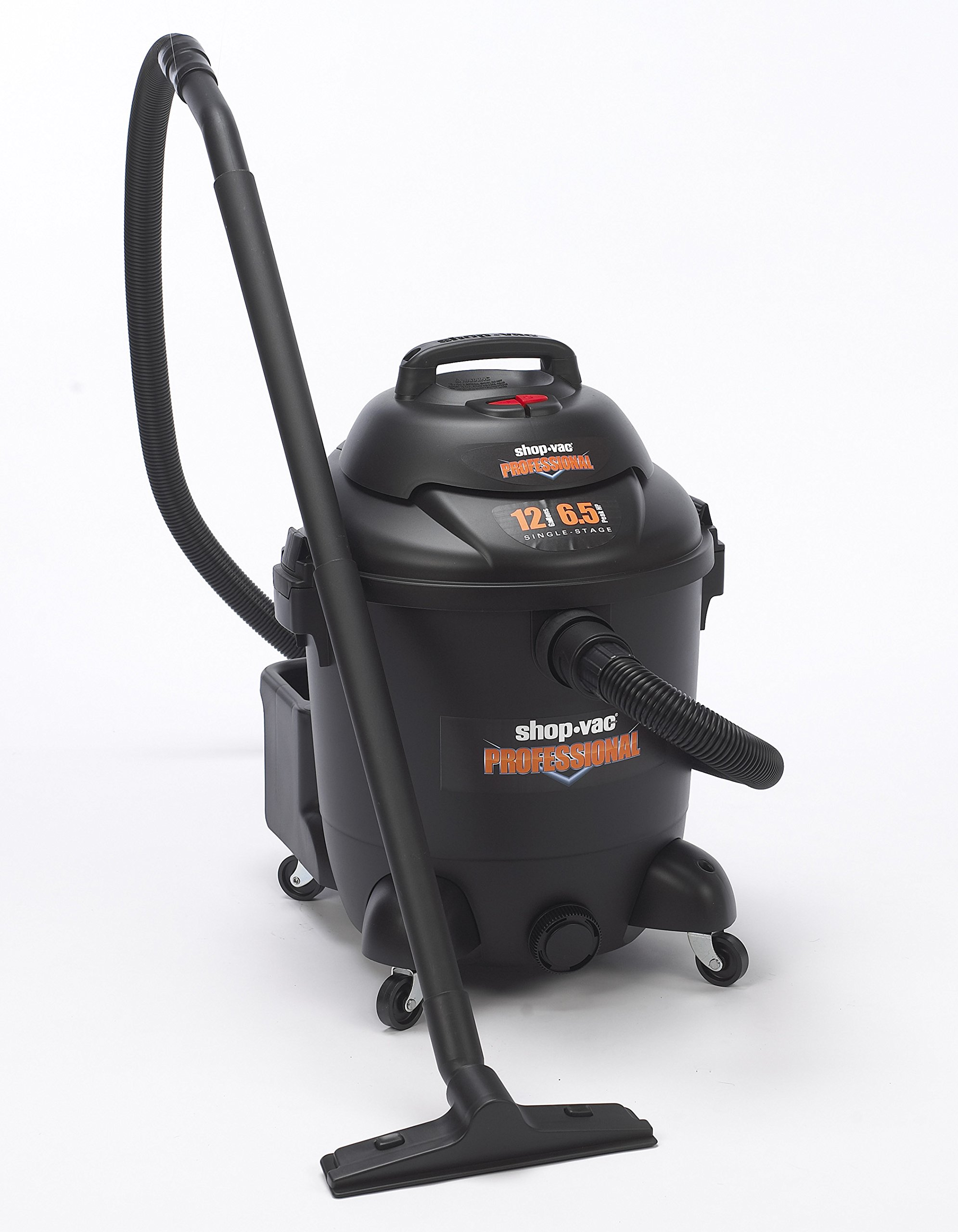 Shop-Vac 9621210 Professional Commercial Duty Vacuum - 12 Gallon Capacity by Shop-Vac (Image #3)